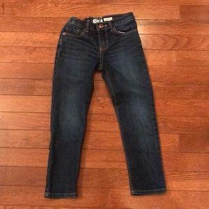 Girls B'Gosh Super Skinny Jeans Size5